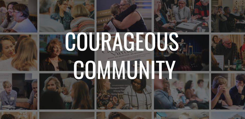 Courageous Community