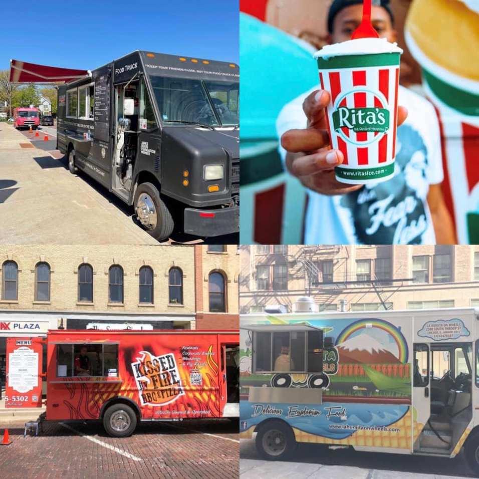 Deer Park Town Center - Food Trucks