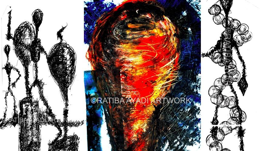 Bristol Artist Ratiba Ayadi