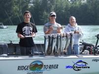 Fishing for pink salmon testimonials