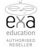 Exa Networks authorised reseller logo