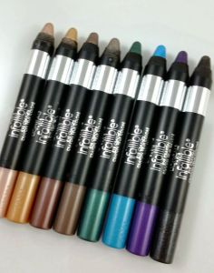 L'Oreal Infallible Eye Shadow Crayon Colors