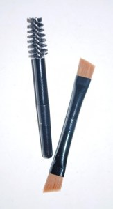 Rimmel London Brow This Way Brow Sculpting Kit Brushes