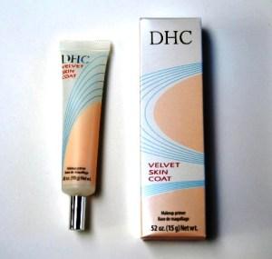 DHC Velvet Skin Coat Skin Perfecting Makeup Primer