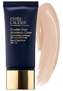 Estee Lauder Double Wear Maximum Cover Camouflage Makeup Color 1N3 Creamy Vanilla