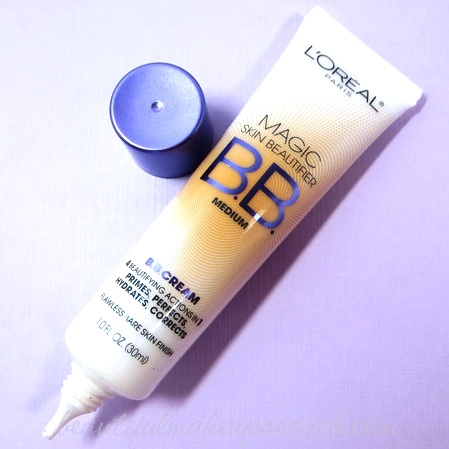 L'Oreal Magic Skin Beautifier BB Cream Tip