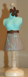 Crackle Finish Dress Form