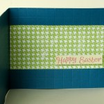 Easter Gift Card Card - inside