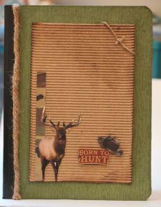 Men's Hunting Journal