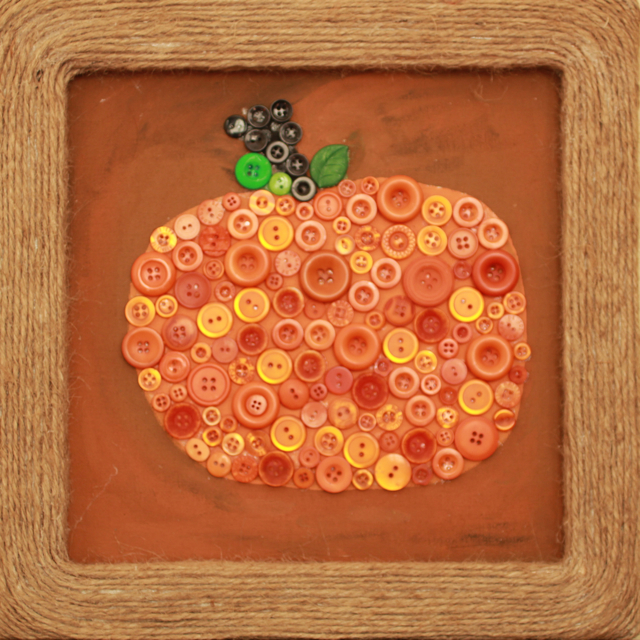PUMPKIN WALL ART BY NIKI MEINERS