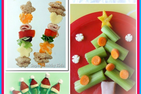 kid friendly christmas treats