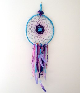 365 days of crafts dream catcher