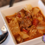 #1 – Easy Man's Cabbage Rolls Soup