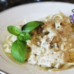 #43 – Slow Cooker Chicken Stroganoff