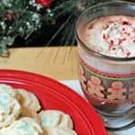 #85 – Candy Cane Hot Chocolate