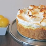 #86 – Lemon Meringue No Bake Cheese Cake