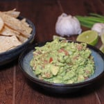 #91 –  Chunky Guacamole with Tomato