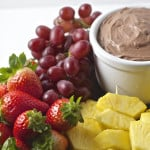 #98 – Chocolate Cream Cheese Fruit Dip