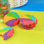 #99 – Rainbow Sugar Cookies