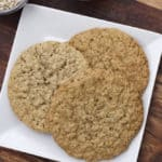 The Ultimate Oatmeal Cookie Recipe