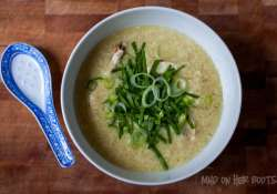 Weeknight Egg Drop Soup by Mud on Her Boots