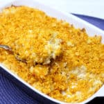Baked Hash Brown Casserole for the Freezer