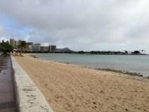 Waikiki in the distance.