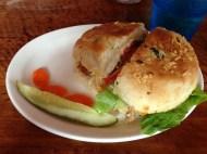 Josh's Chicken Sandwich