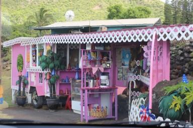Cute stop in Kahakuloa.