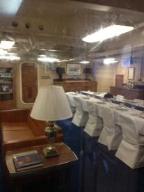 Captain's Room.