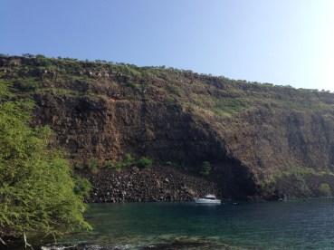 Amazing cliffs.
