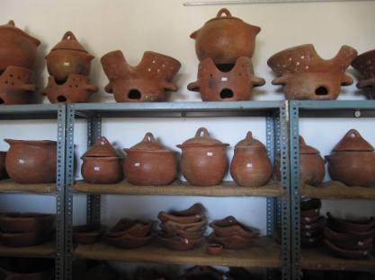 Pottery-Assia