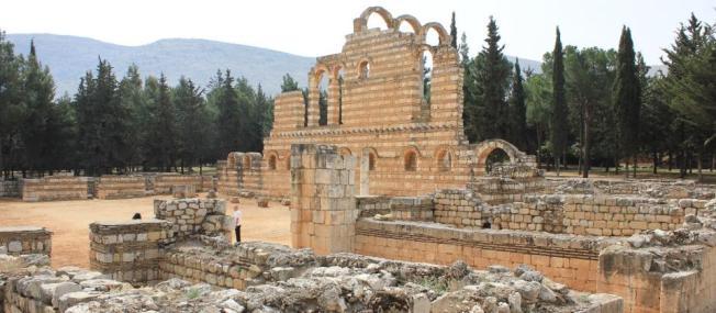 The Great Palace Anjar