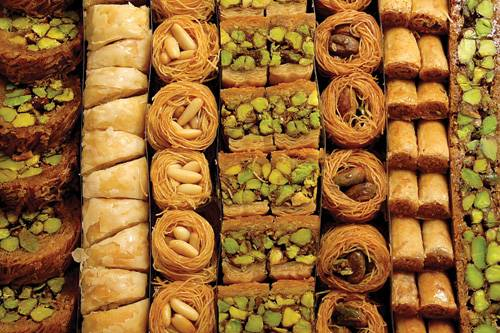 the masters of baklava
