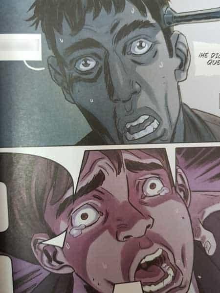 comic about nazis