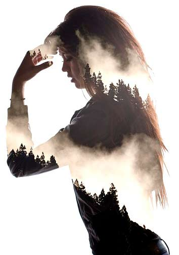 double exposure in photography