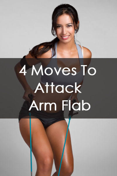 4 Moves To Attack Arm Flab