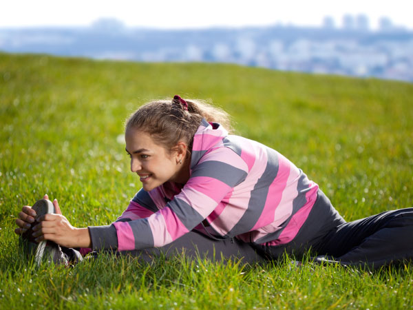 7 Essential Stretching Exercises For Runners Hamstring Stretch