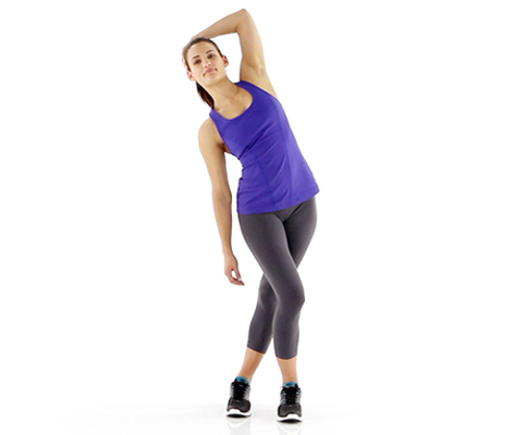 Iliotibial stretch