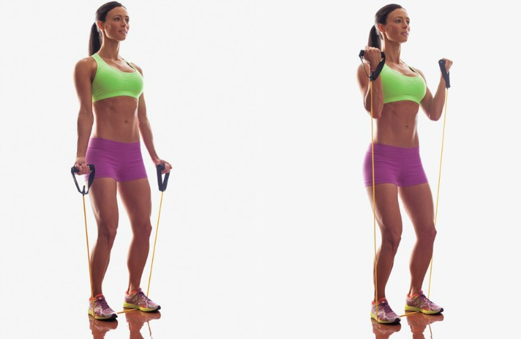 5 Easy Resistance Band Exercises To Build A Great Body 365