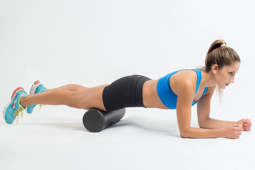 quadriceps-foam-roller