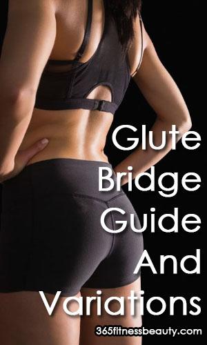 Beginner Glute Bridge Guide And Variations