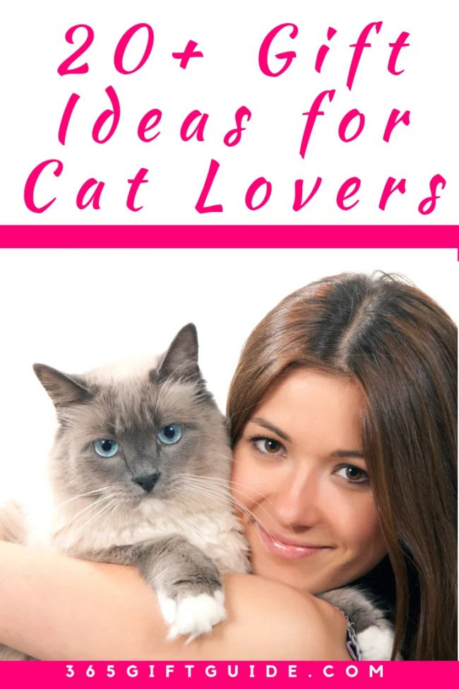 22 Plus Gift Ideas for Cat Lovers