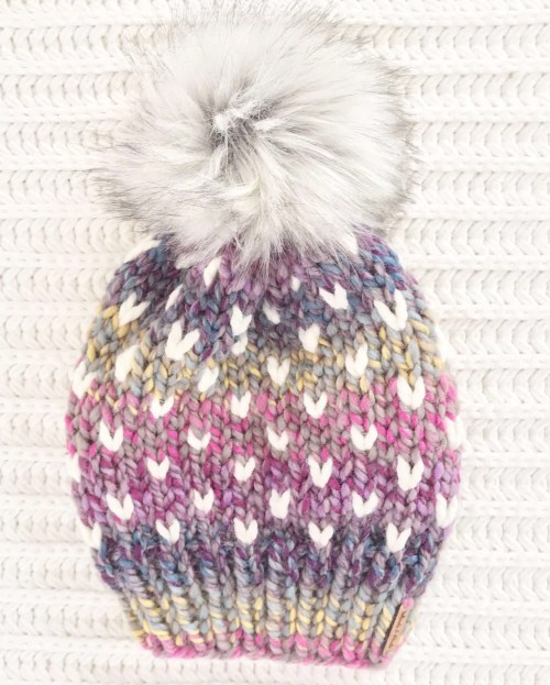b893c9ce67e 31 Pom-Pom Hat Gift Ideas for Women