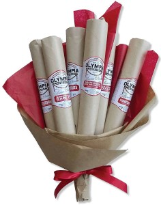 Foodie gift ideas, Olympia Provisions 6-Stem Salami Bouquet