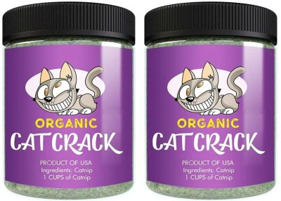 best cat gifts, Cat Organic Catnip Crack