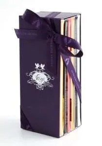 best chocolate gifts, Vosges Haut-Chocolat Library of Exotic Chocolate Bars
