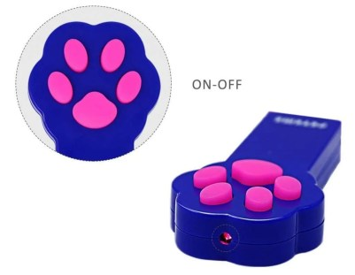 christmas cat gifts, Peteme Laser Pointer