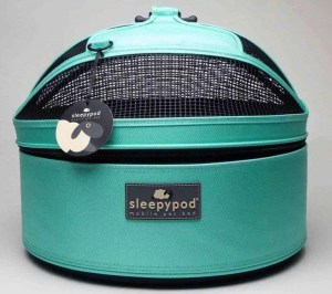 christmas gifts for your dog, Sleepypod Mobile Pet Bed