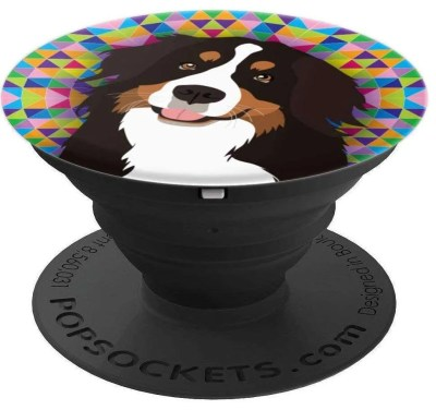 Bernese Mountain Dog PopSockets Grip, gifts for dog lovers